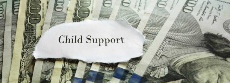 what causes child support to end
